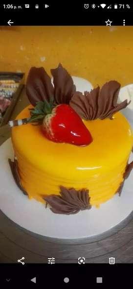 Me ofresco como panadero pastelero
