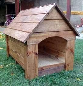 Cuchas y casitas para mascotas