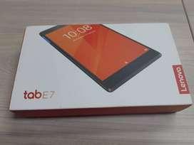 Tablet LENOVO Tab E7 Negro (NUEVO)