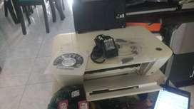 Impresora scanear y fotocopia HP con wifi 2545 ideal para negocios o trabajos