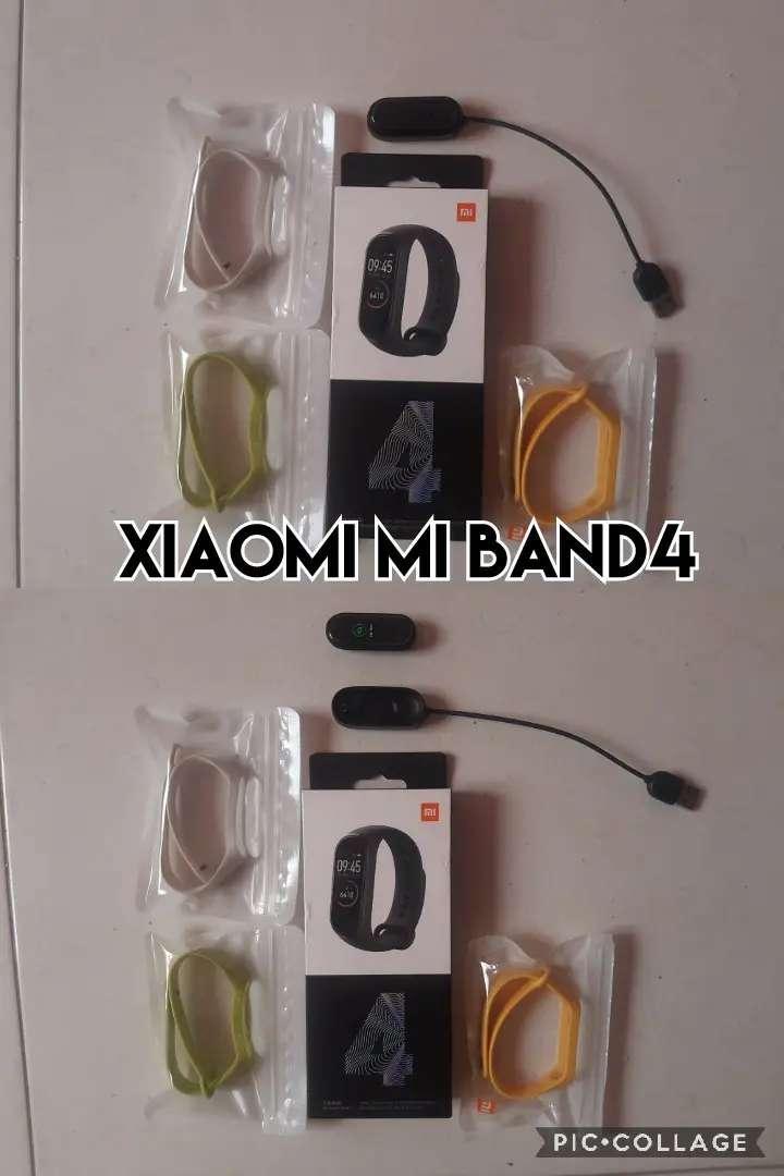 Xiaomi amazfit mi band 4 con bandas y adicionales 0