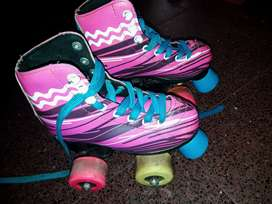 Vendo Patin Soy Luna Impecable Talle 30