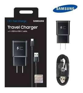 Cargador Samsung Original para Galaxy S10 Plus S9 S8 Note 9 8