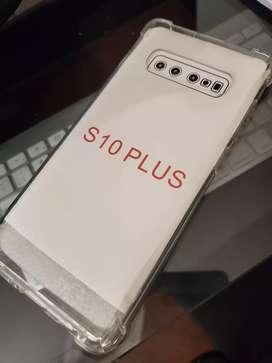 Estuche nuevo Samsung S10 plus