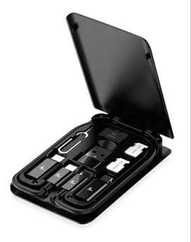 Estuche Xtech Xtc-570 Usb Tipo C Adaptador Micro Usb Tipo A