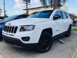 Jeep compass 2015 Full extra 40 mil millas