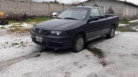 Vendo camioneta volkswagen de 1800 cc , 2005 , precio 6500