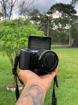 Cámara Sony Alfa A 5100