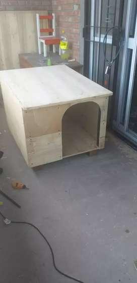 Vendo casa para perros