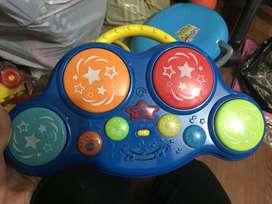 Se vende juego de Tambores Bebé