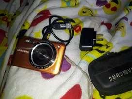 cámara Samsung digital