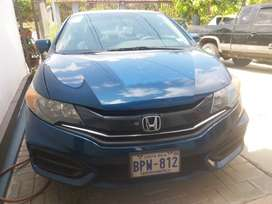 HONDA CIVIC EX SEDAN 2014