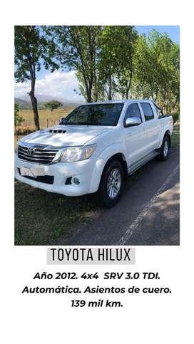 Toyota Hilux 4x4 . Vendo o permuta por menor valor