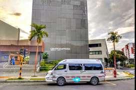 Microbús. FOTÓN VIEW. 2015