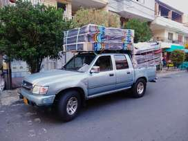 Camioneta Great Wall Se vende con trabajo fijo.