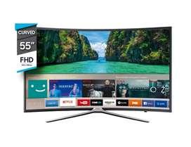 TV Samsung CURVE 55 pulgadas full hd bluetooth y WiFi