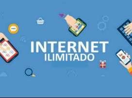 INTERNET ILIMITADO PARA TU HOGAR
