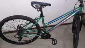 Vendo bici GRIBOM HARZ FUN ROD29 en muy buen estado
