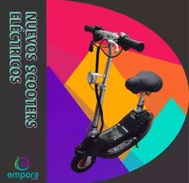 Nueva scooter eléctrica con asiento BL-300 (Para niños)