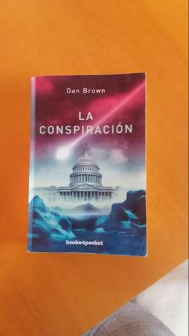 Libro de Dan Brown - La Conspiración