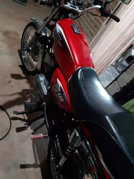 Moto rx 115 bien cuidada
