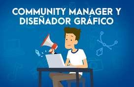 DISEÑADOR GRÁFICO - COMMUNITY