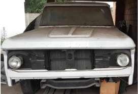 Dodge F100 Cámíónétá, DUAL con DIFERENCIAL