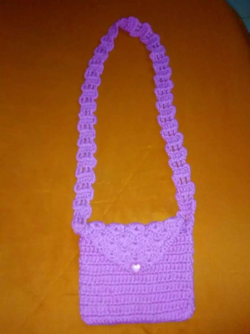 Carterita a crochet 0