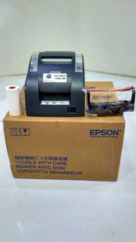 Epson tmu impresora para tiket, recibos, facturacion ideal punto de venta, restaurantes, tienda