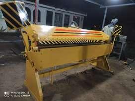 Dobladora de tool de 2.45 mtr cap 2m.m con transporte y garantía. Tipo niagra con mecanismos adicionales.