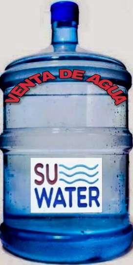 Venta d agua en bidón