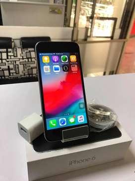 se vende iPhone 6 64gb libre de todo