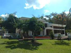 Alquiló hermosa casa quinta privada