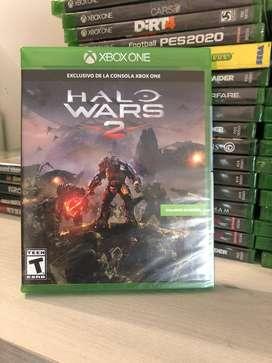 Juego Xbox One Halo Wars 2 Físico Nuevo Y Sellado