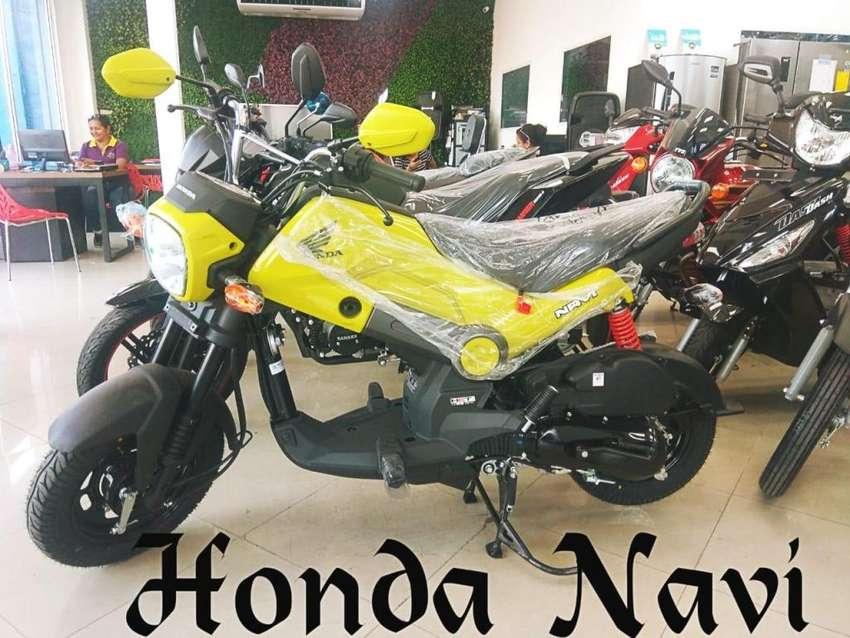 MOTO HONDA  NAVI  OFERTA  CHIMASA S.A. 0