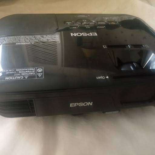 Proyector Epson Optimo estado 0