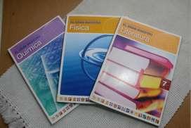 Enciclopedia tematica escolar El gran maestro Quimica, Fisica y Literatura