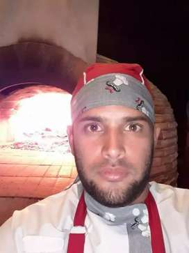Pizzero profesional