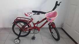 Bicletas nena