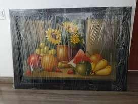 Vendo-Cambio Cuadro de Frutas