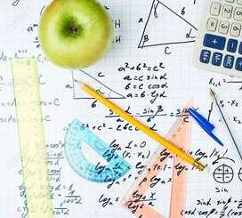 Clases Virtuales de Matemáticas mediante Zoom o Meet