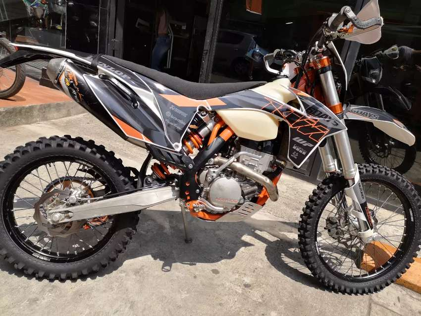 VENDO MOTO KTM 250 EXC-F SIX DAYS 0