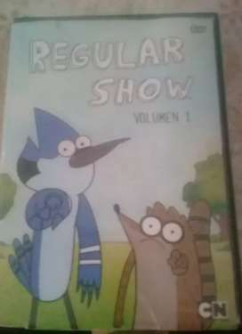 Regular Show volumen 1