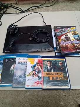 Se vende Blu Ray