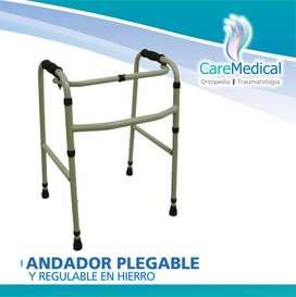 Andador Plegable  - Ortopedia Care Medical