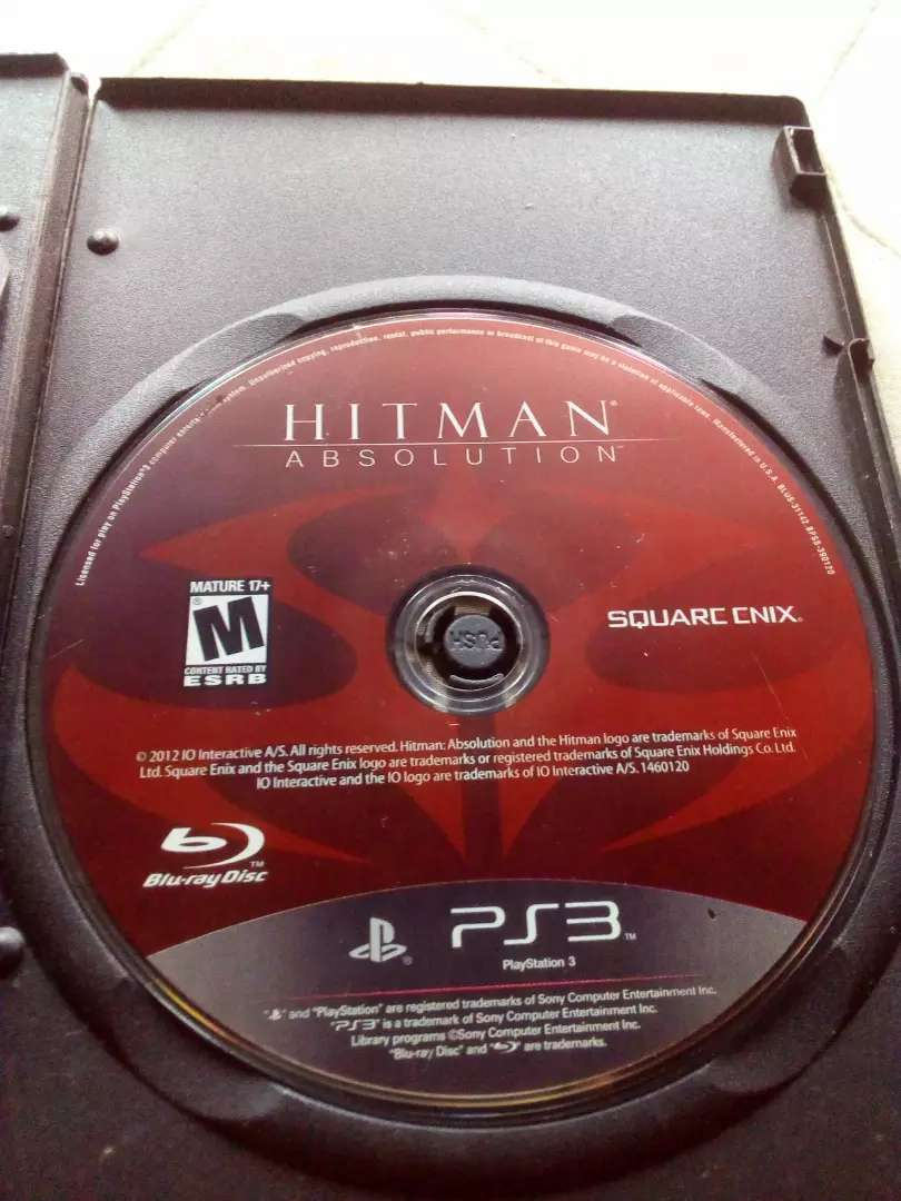 Hitman Absolution PS3 0