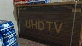 Led 65 pulgadas samsung 4k smart tv ref Ru 7100