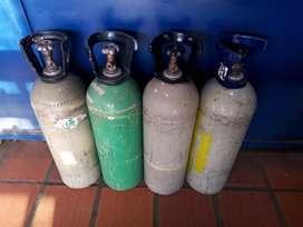 cilindros para Co2 para 11.4 kg