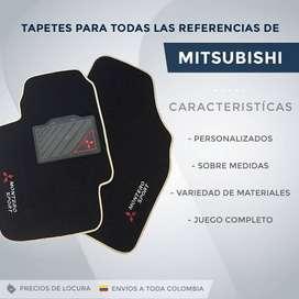 Tapetes Para Carros Mitsubishi