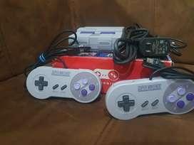 Super Nintendo Clásico